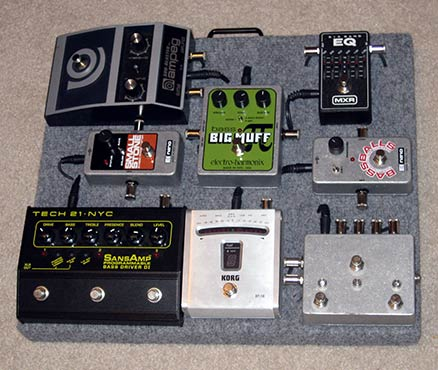 Pedalboard Layout Update The Burlingames