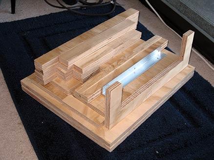 Eden Cab lumber