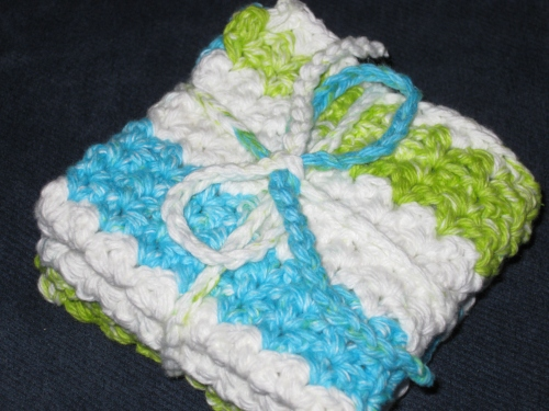 Adult Sized Washcloths - $10