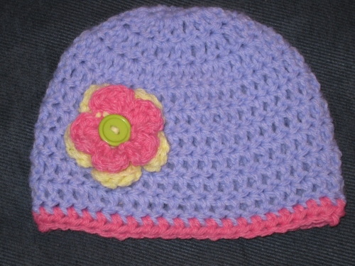 Toddler Hat - $8