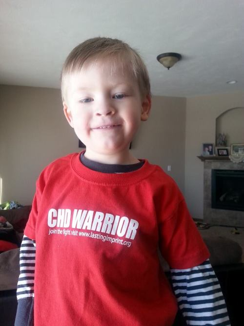 Cameron - I just met Cameron's mom through FB. He has the same heart condition as Eli, HLHS.